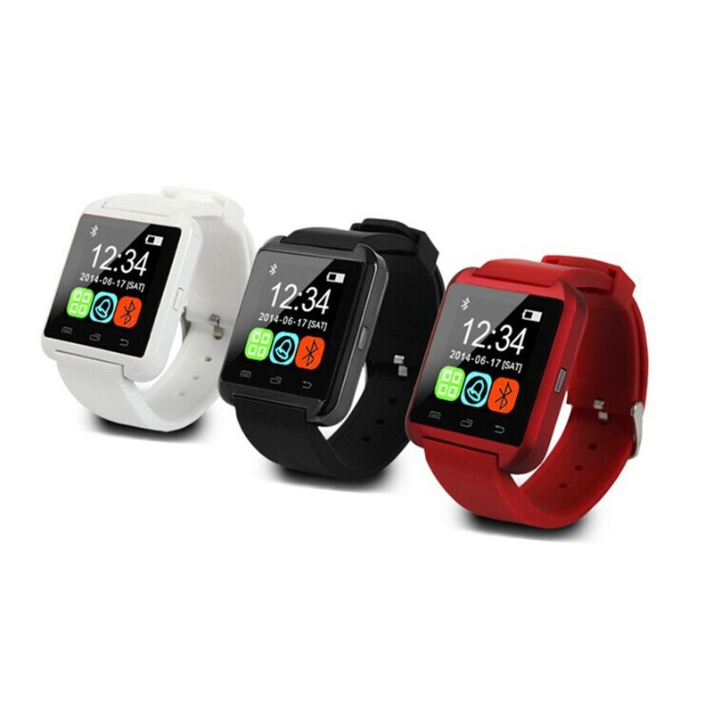 smartwatch-u8-el nuevo reloj inteligente
