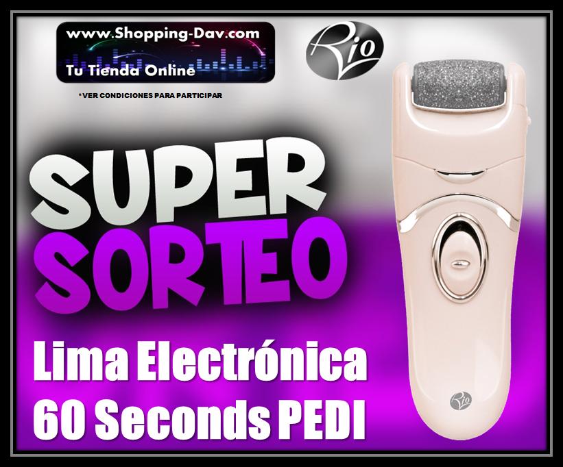 Sorteo de Lima Electrónica 60 seconds by RIO
